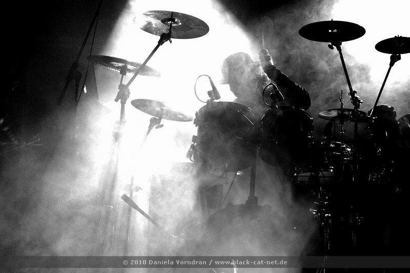 Michael Krüger, Drums, Oberer Totpunkt